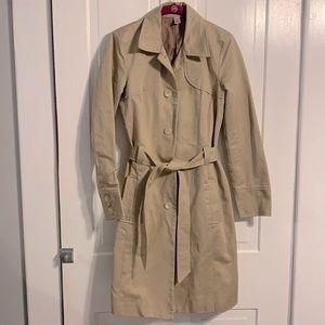 Old Navy Beige Trench Coat